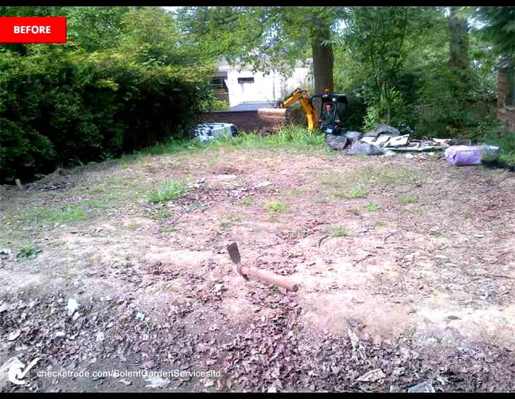 Cowboy Builders Featured Garden Clearance & Re-design
