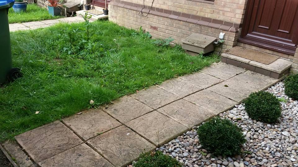 Aureum low maintenance garden redesign october 2016 for Redesign your garden