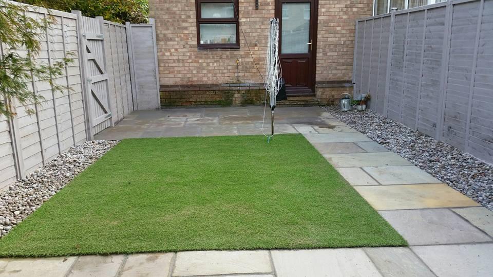 Aureum Low Maintenance Garden