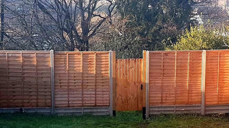 7ft Garden Fencing for Gemma