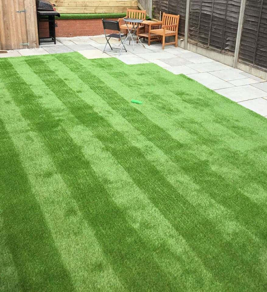 Namgrass Artificial Lawn Grass in Weston, Southampton