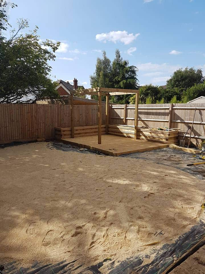 Sub Base and Decking Construction