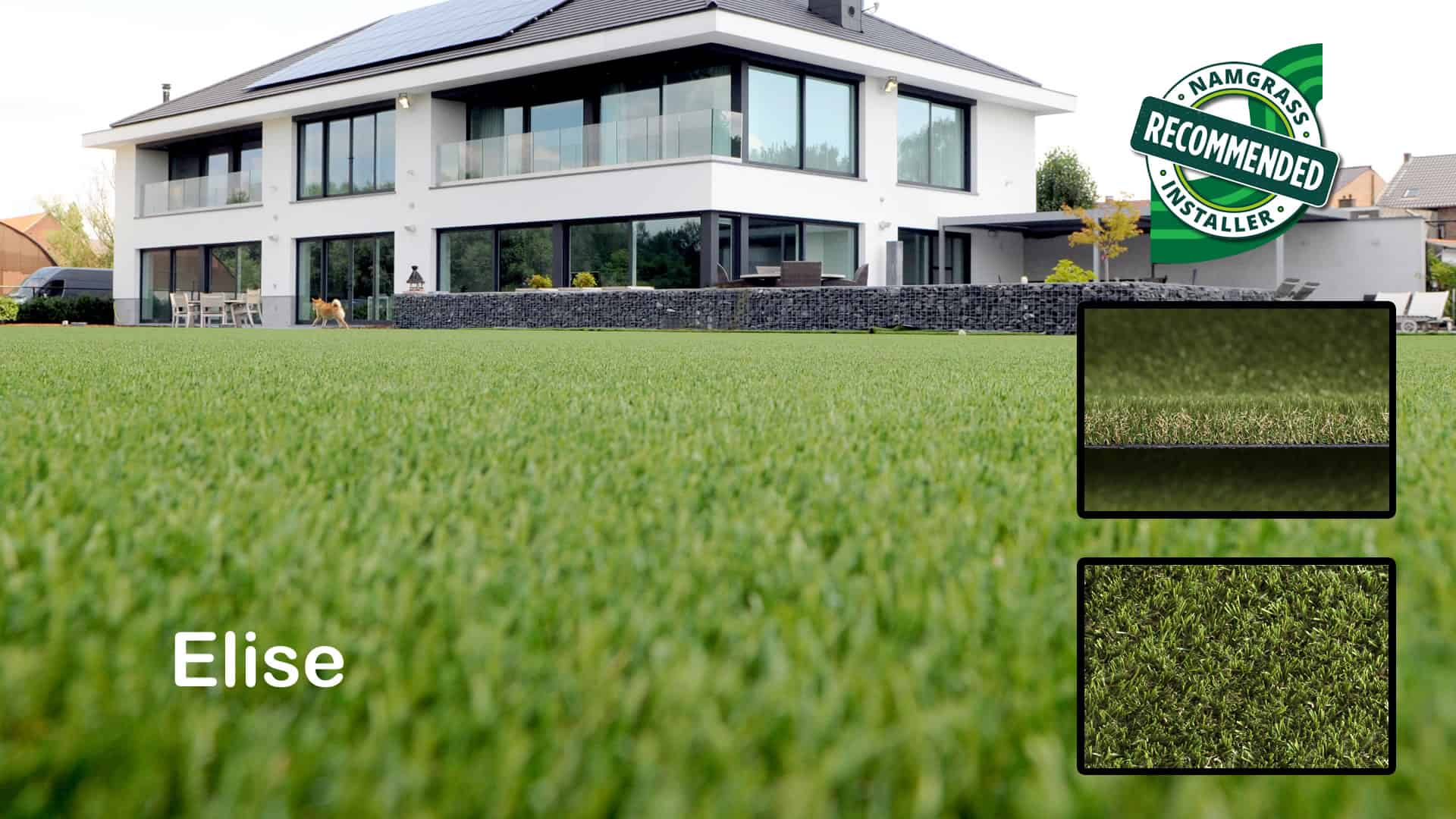 Elise Namgrass artificial grass