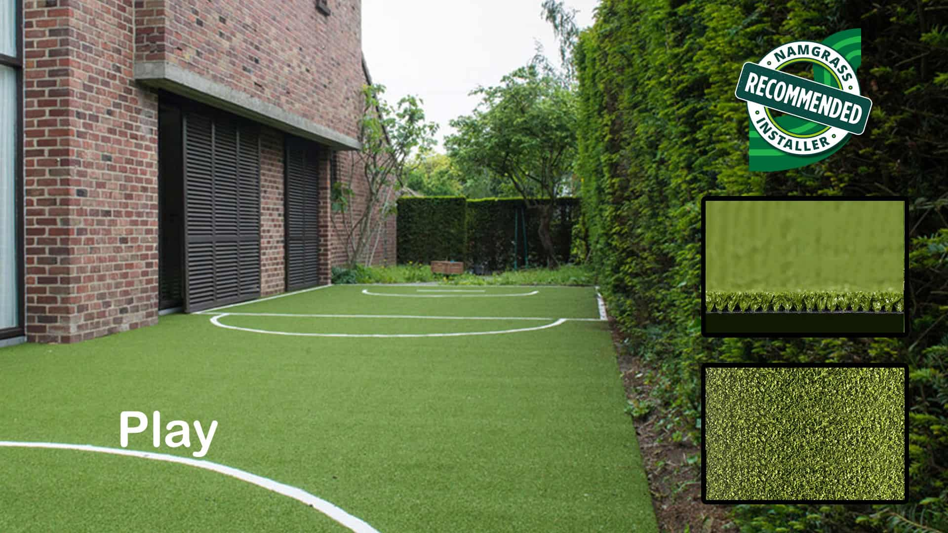 Play Namgrass artificial grass