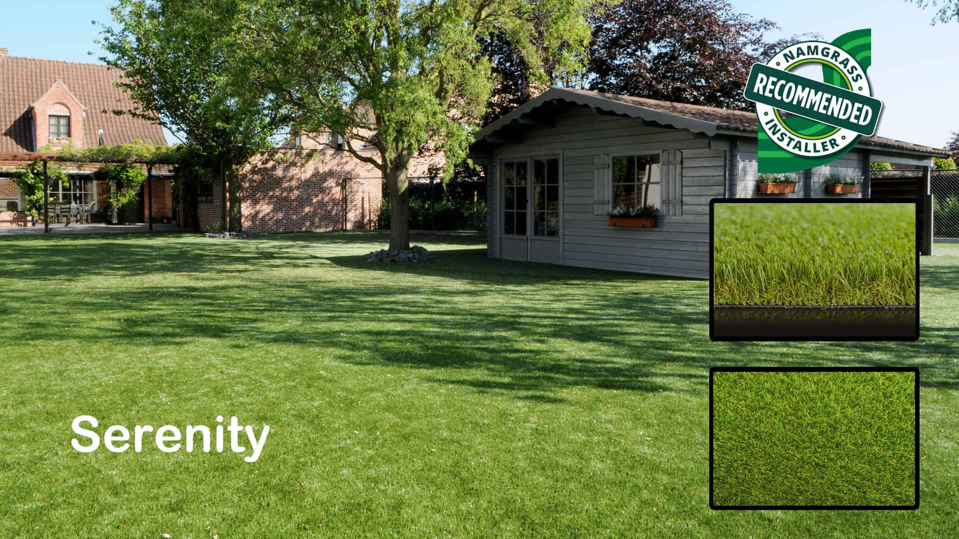 Serenity Namgrass artificial grass