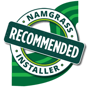 Solent Garden Services Ltd are Namgrass Approved and Recommended Installers